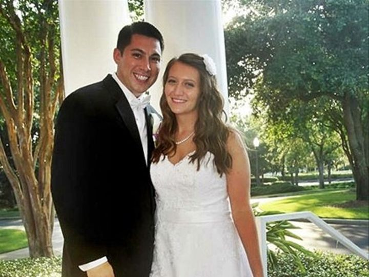 Tmx 1414689243212 Young Married Couple 2 Riverview wedding dress