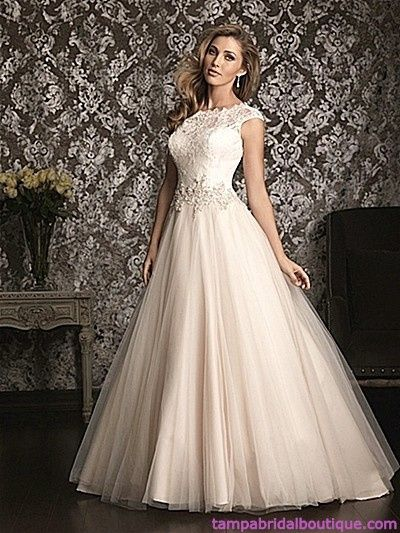 Tmx 1426544861326 Allure Bridals 9022 Riverview wedding dress