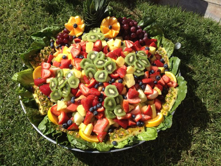 Tmx 1528402667 125601265fcabd4d 1528402664 69bb6779b81ab66f 1528402634042 1 Fruit Salad San Diego, CA wedding catering