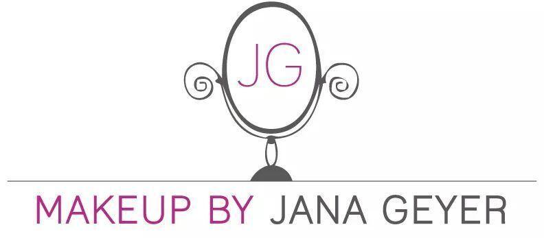 37558e6e2f14380c Makeup by Jana Geyer Logo