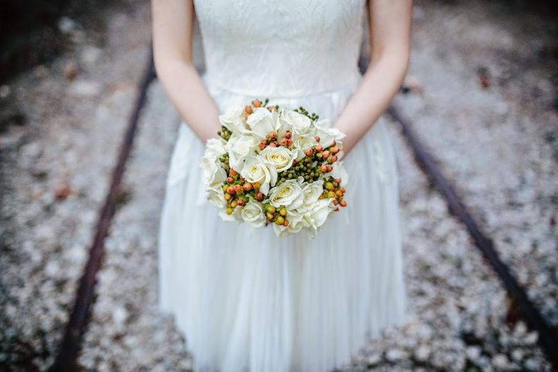 Floral details - Mark Federighi Photography