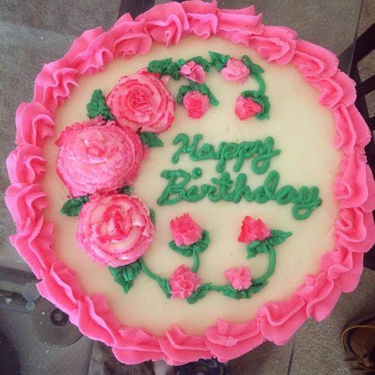 Philosophy Birthday Cake Review