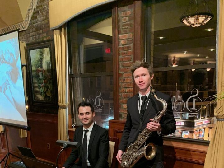 Tmx Jazz Duo 51 524640 1560215462 Brooklyn, New York wedding ceremonymusic