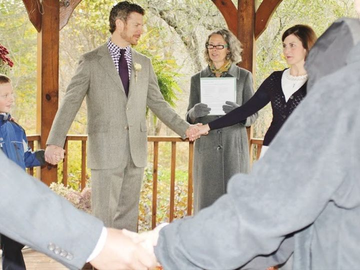 Tmx 1466784230008 Lindsey John And Me 4 Brattleboro wedding officiant