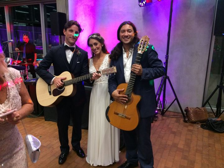 Live Guitar and Dj Service for weddings Reno