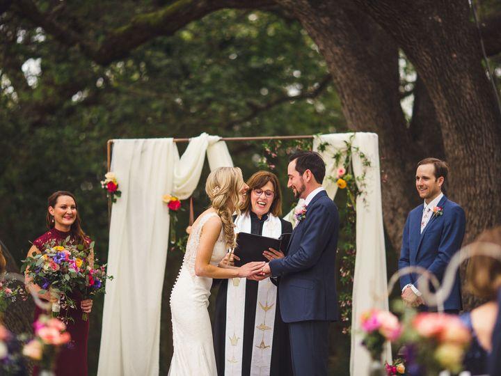 Tmx 1528845601 1cb323d566fb671c Sarah Michael Wedding Happydaymedia 243 Austin, TX wedding officiant