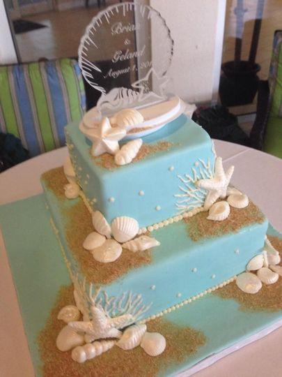 wedding cake 8 15