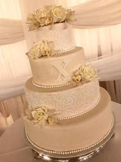Designer Cakes and Desserts - Wedding Cake - Safety Harbor, FL ...