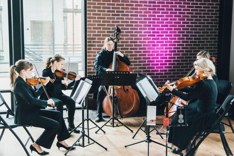 String Love, Utah String Quartet, Falls Event Center Grand Opening and Open House