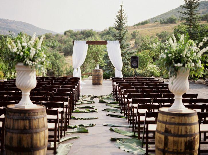 Ceremony in September