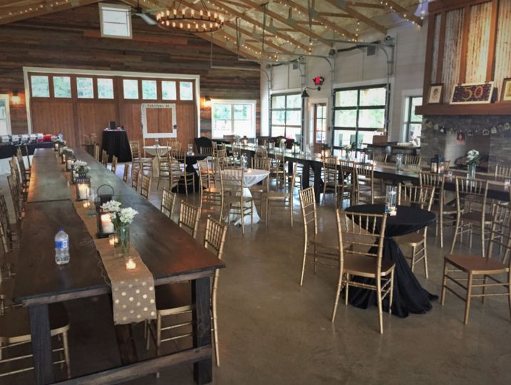 The Rivers Ranch, Inc interior view