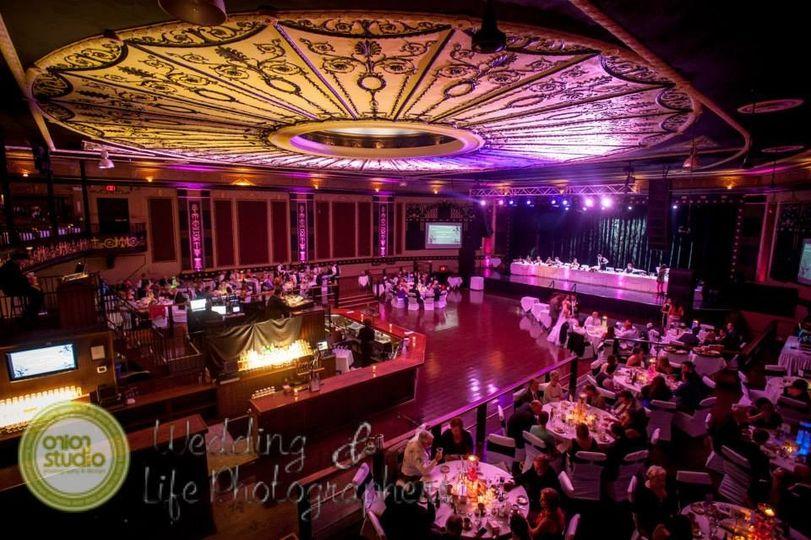 Niagara Falls Wedding Venues   The Rapids Theatre Venue Niagara Falls Ny Weddingwire