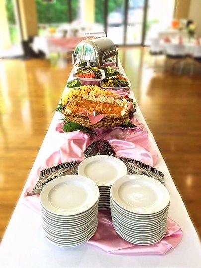 Buffet Luncheon