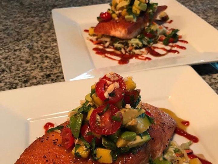 Tmx Seared Salmon Asian Slaw Avocado Tomato Relish 51 10740 Dallas, TX wedding catering