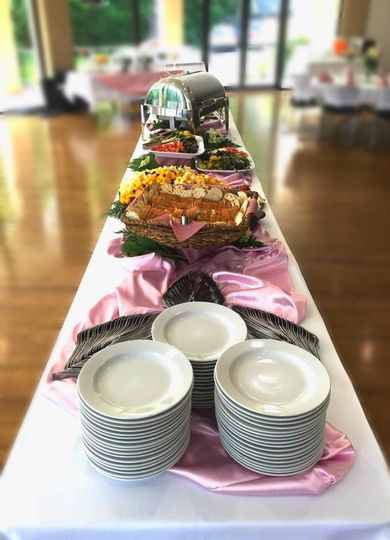 Heavy Hors d'oeuvres Buffet