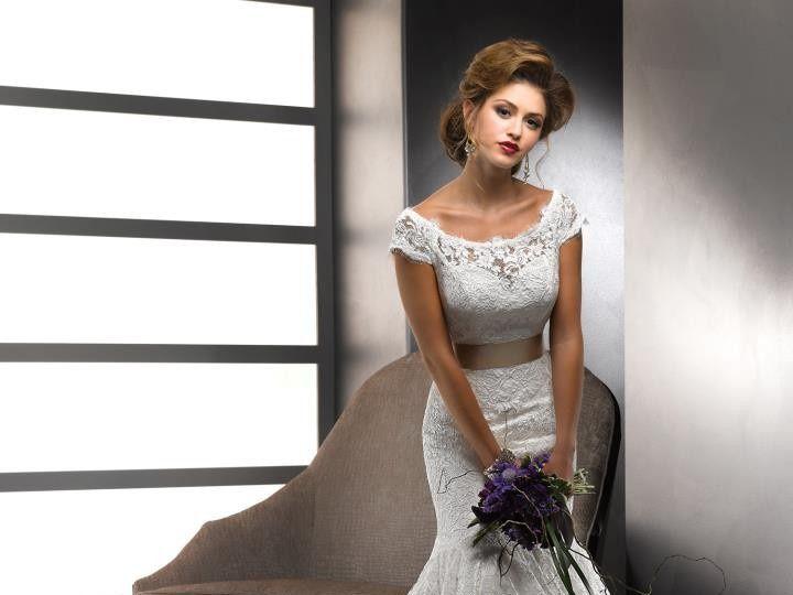 Tmx 1377038294342 10 Sacramento, CA wedding dress