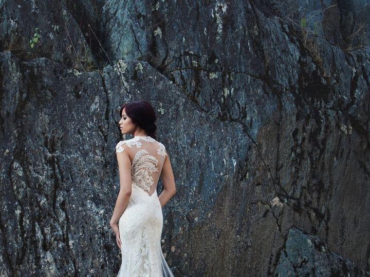Tmx 1379356585414 Auroraback Sacramento, CA wedding dress
