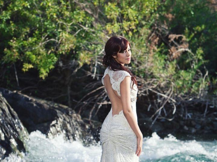 Tmx 1379363670312 Araceliback Sacramento, CA wedding dress