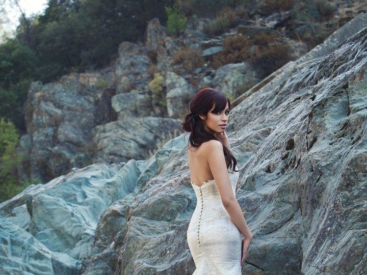 Tmx 1379363825736 Alejandraback Sacramento, CA wedding dress