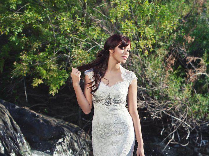 Tmx 1379683972255 Aracelifront Sacramento, CA wedding dress