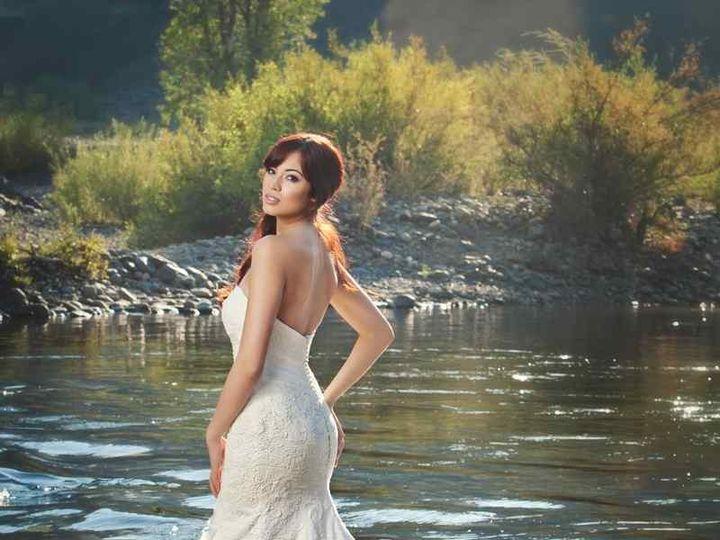 Tmx 1380055702884 Alectraback Sacramento, CA wedding dress