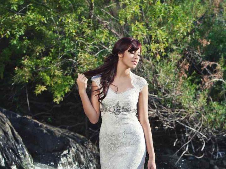 Tmx 1380056509971 Aracelifront Sacramento, CA wedding dress