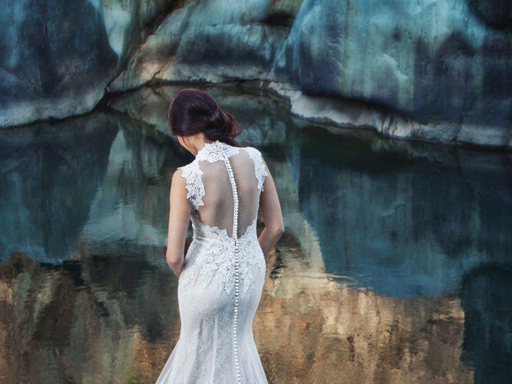 Tmx 1380295979749 Ambrosiaback Sacramento, CA wedding dress