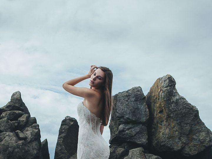Tmx 1415288182930 Baileybackweb Sacramento, CA wedding dress