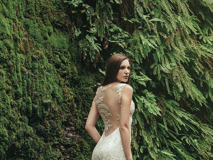 Tmx 1415288317882 Bristolbackweb Sacramento, CA wedding dress