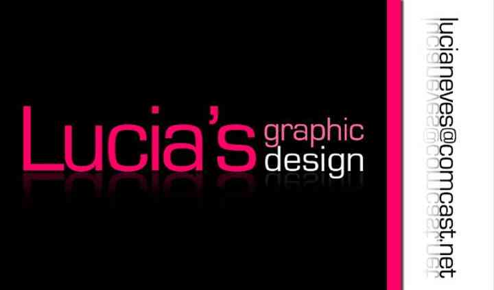 Lucia's Graphic Design