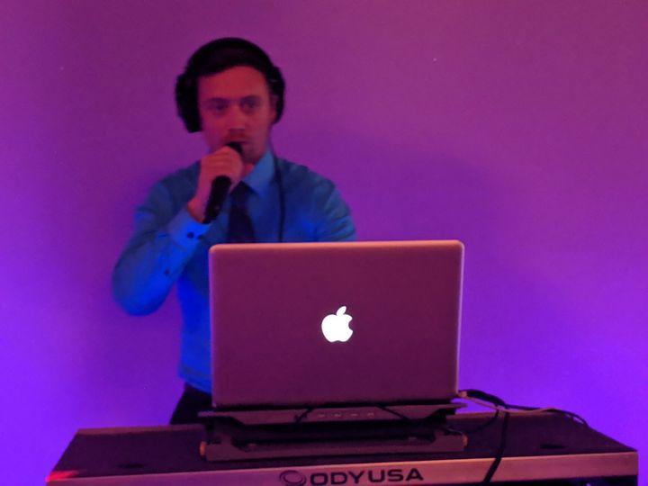 DJ Josh Hall Emcee