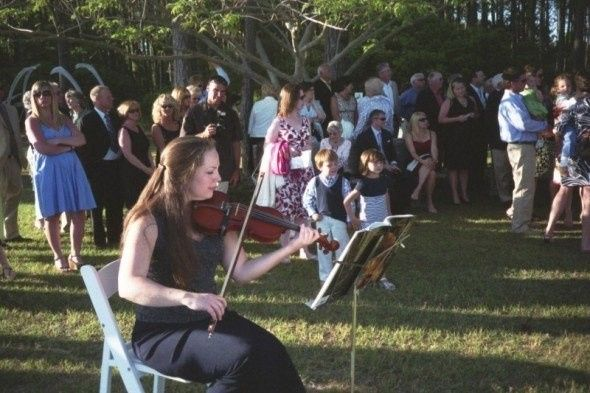 Christine Young - Violinist & Vocalist