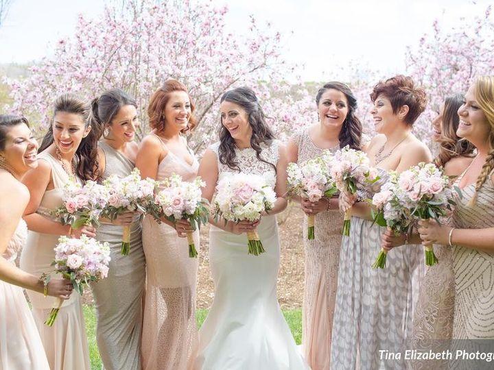 Tmx 1458235240352 Jeanmarienicktinaelizabethphotographytinaelizabeth Hoboken, NJ wedding florist