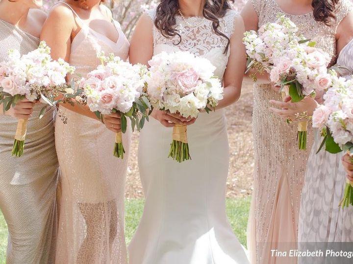 Tmx 1458235246058 Jeanmarienicktinaelizabethphotographytinaelizabeth Hoboken, NJ wedding florist