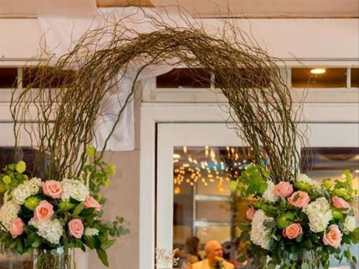 Tmx 1508332809165 Helaina Arch And Cake Hoboken, NJ wedding florist