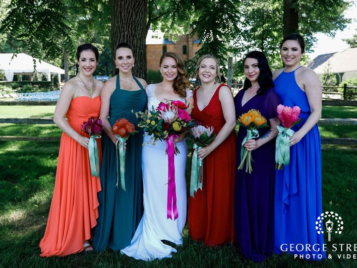 Tmx 1532199101 A62be11c878039f3 1532199099 2e36a4a1c019a601 1532199107922 11 Bridesmaids Hoboken, NJ wedding florist