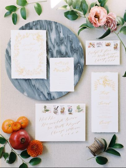 Invite Suite by Emily Rose Ink