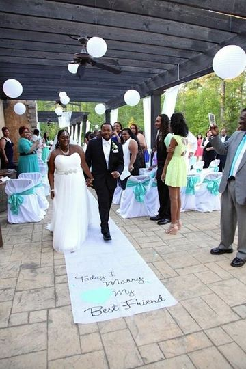 Tiffany blue and white   Nicola's Event Planning   Atlanta wedding Atlanta wedding planner Jamaica...