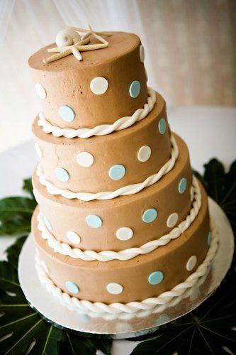 Wedding cake | Garrett Photography