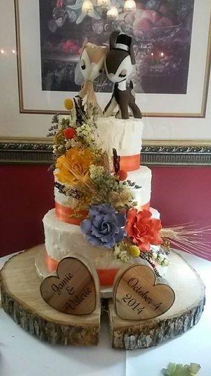 Specialty Cakes Wedding Cake Springfield IL WeddingWire