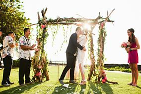 Swept Away Island Weddings & Events