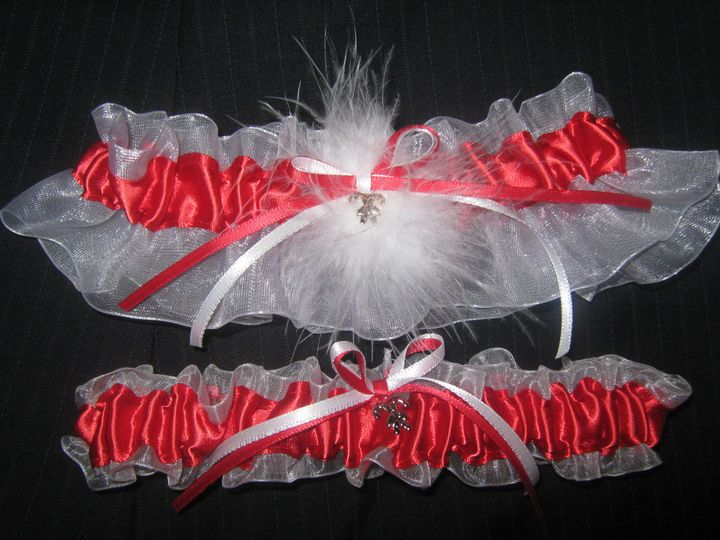Tmx 1380828990025 Christmas Candycane M Set Carle Place wedding dress