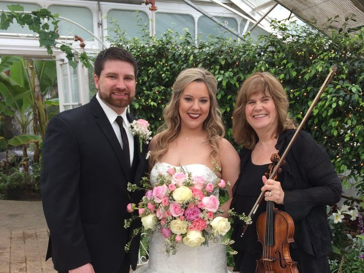 Tmx 1493603530946 Wedding At Birdhaven Greenhouse Buffalo Grove wedding ceremonymusic