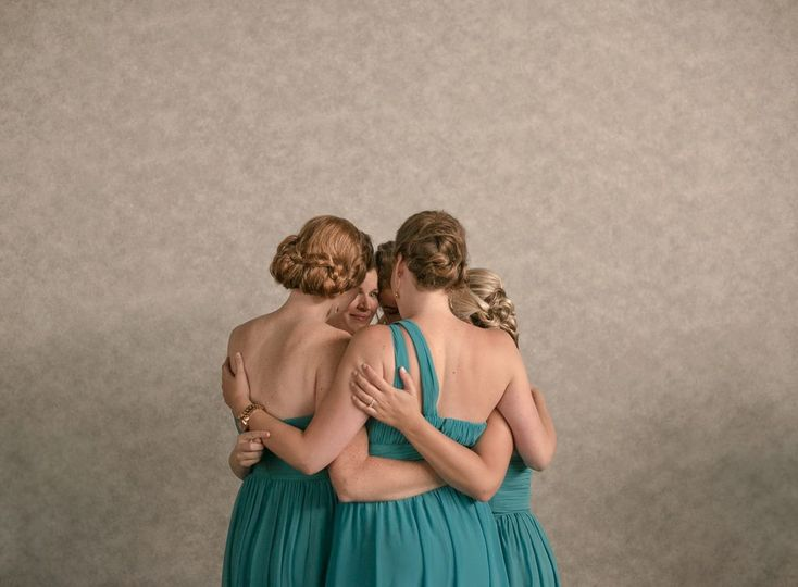 Bridesmaids are a girl's best friend!
