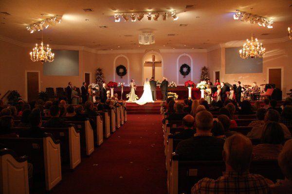 Tracy's Wedding Consultation/Directing