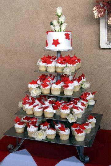 mapleleafweddingcupcakes