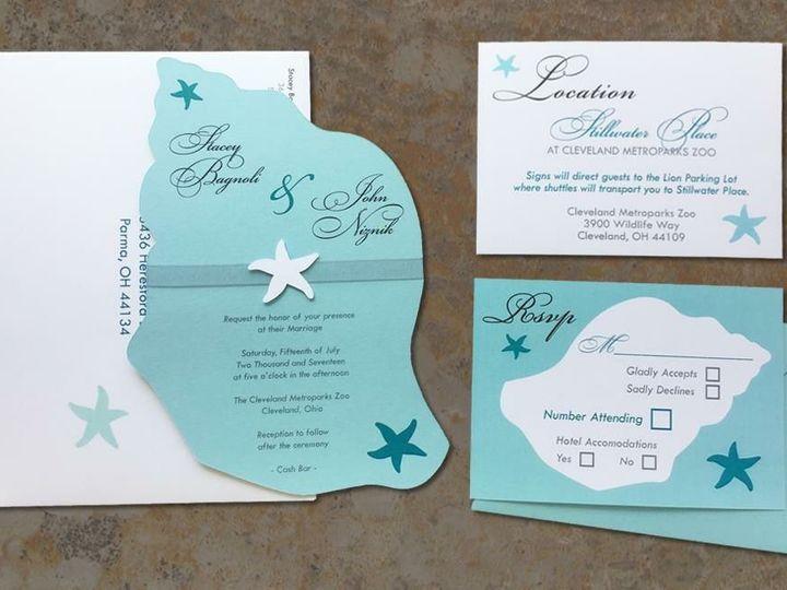 Tmx 1517508021 E4df30263620e818 1517508019 Ed3b2aa2314211ef 1517508009617 3 C4D81ED8 88C6 4323 Cleveland, OH wedding invitation