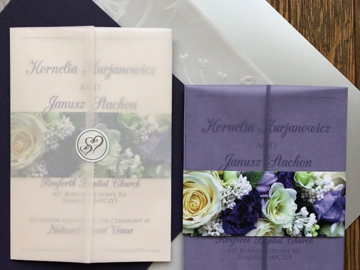 Tmx 5610b0db 9005 41c8 95be E665168e8c63 51 590840 1569031362 Cleveland, OH wedding invitation