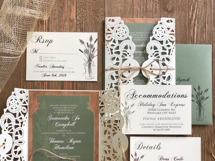 Tmx 56a85266 Eaff 41f0 A024 B5ed61769296 51 590840 1569031386 Cleveland, OH wedding invitation