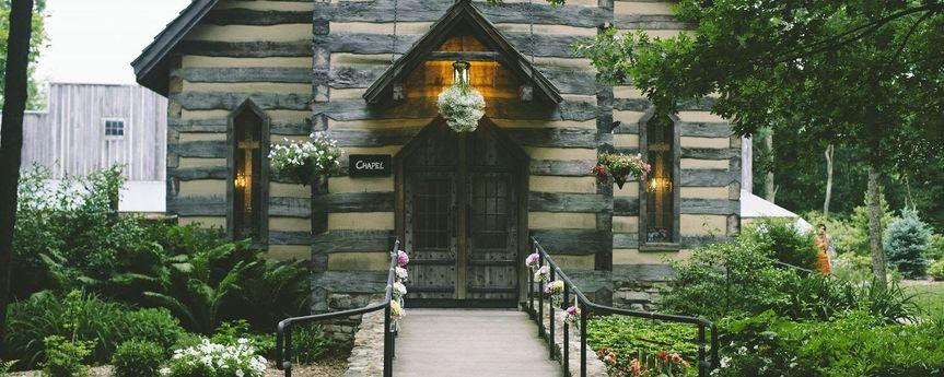Exterior view of Oak Lodge